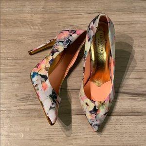 """Ted Baker Floral 4"""" Heels"""